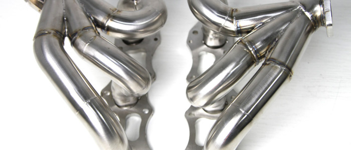 Our new Porsche 997 Gen 2 Manifolds