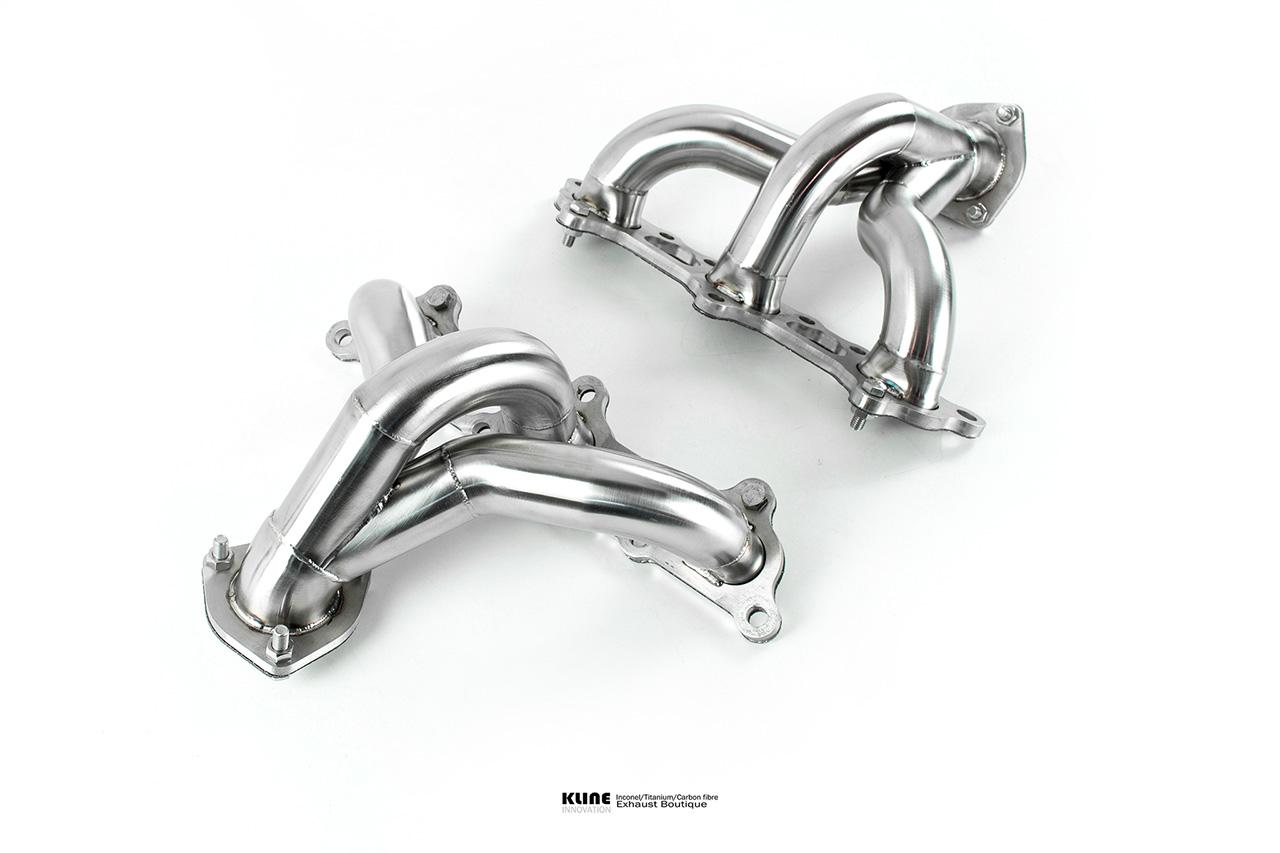 Porsche 997 Manifolds