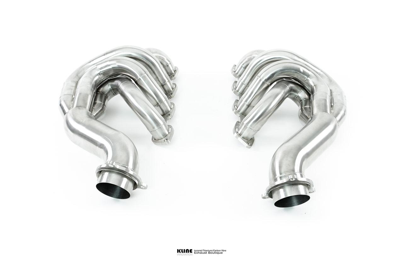 Ferrari F430 Manifolds