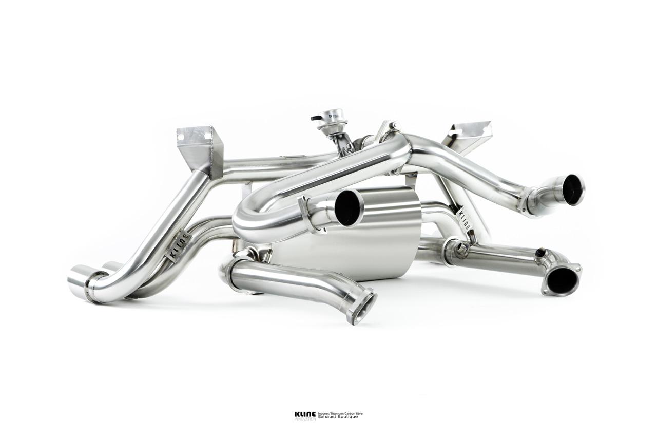 Ferrari F355 Inconel Exhaust