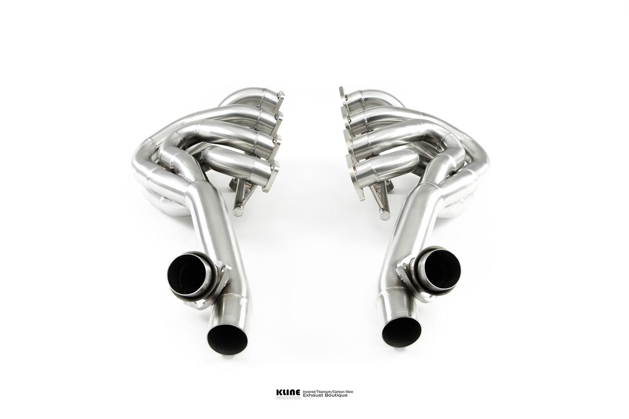 Ferrari F355 Manifolds
