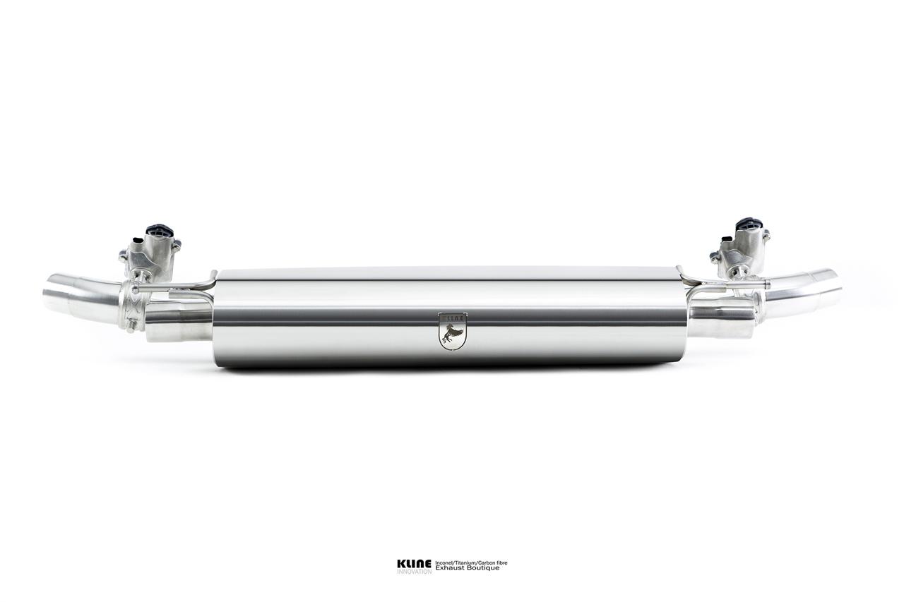 Lamborghini Urus Exhaust System