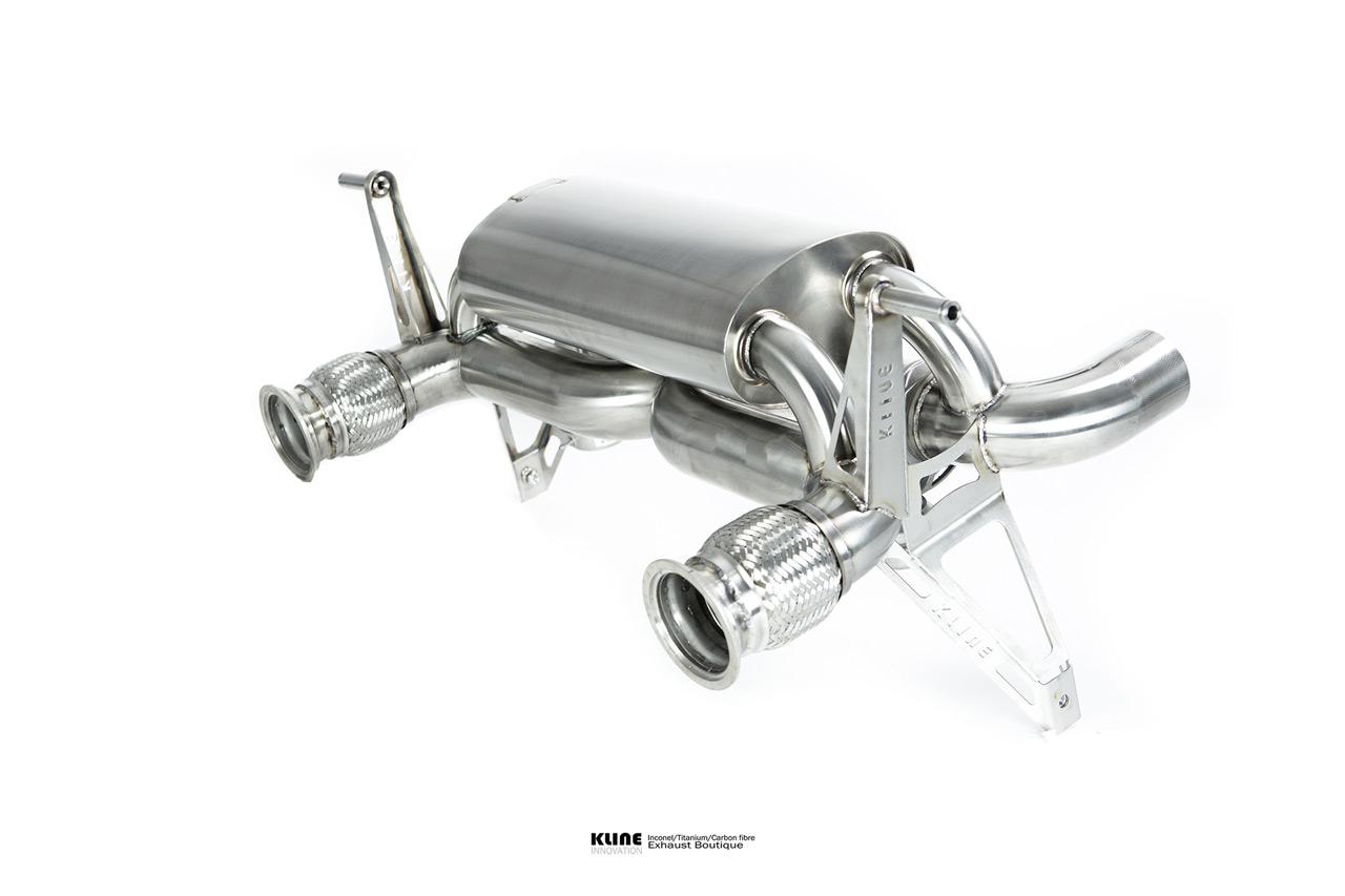 Lamborghini Performante Inconel Exhaust System