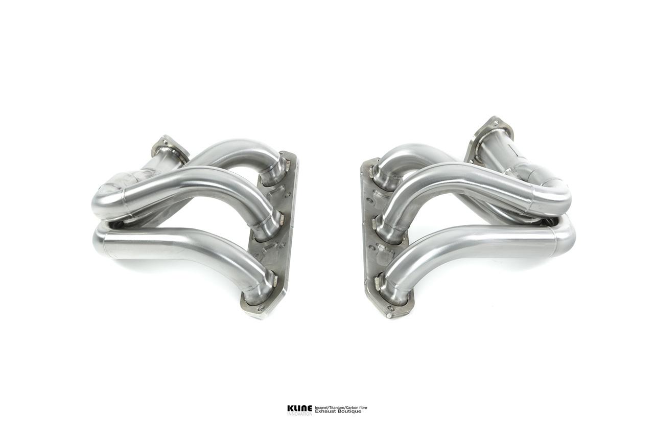Porsche 996 Carrera Inconel Manifolds