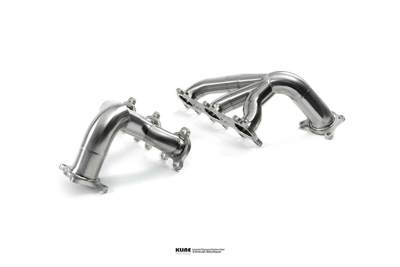 Porsche 992 Manifolds
